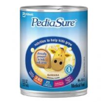 51884 PediaSure Complete Balanced Nutrition Institutional Banana