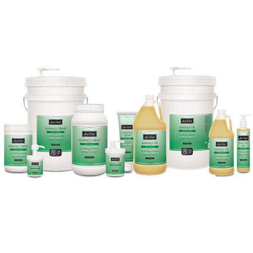 Naturale Massage Lotion Cream Gel Oil by Bon Vital