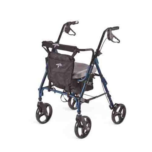 Deluxe Comfort Rollator