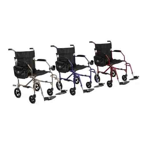 Freedom 2 Transport Chairs