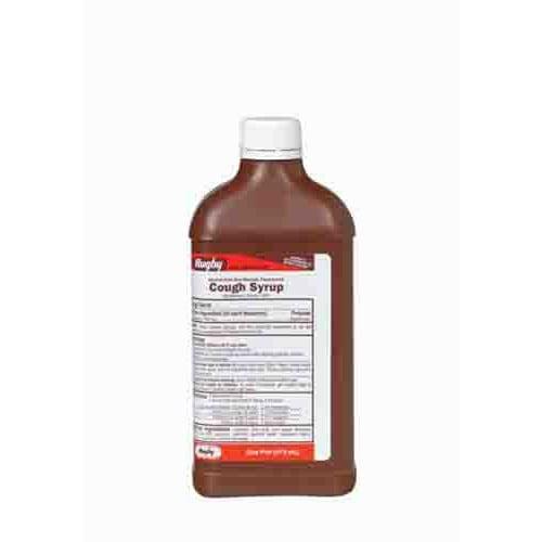 Guaifenesin Syrup