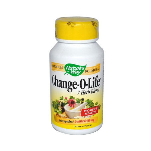 Nature's Way Change O Life 7 Herb Blend