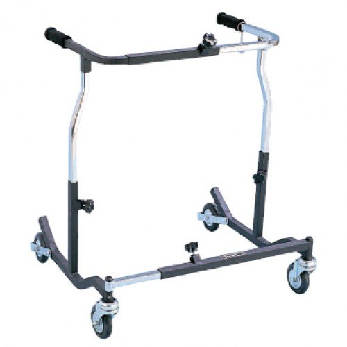Drive Medical Wenzelite Bariatric Anterior Safety Rollers