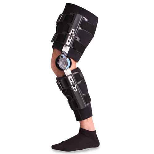 Compact Pro Post Op Knee Brace