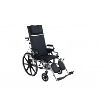 Viper Plus Full Reclining Steel Wheelchair