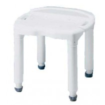 Shower Bench Bath Bench without Back Universal