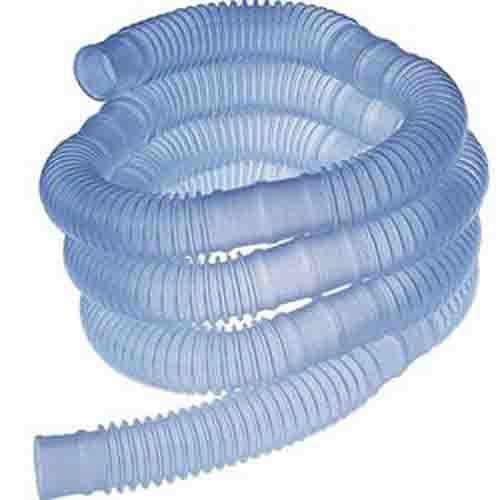 AirLife Corrugated Aerosol BLUE Tubing
