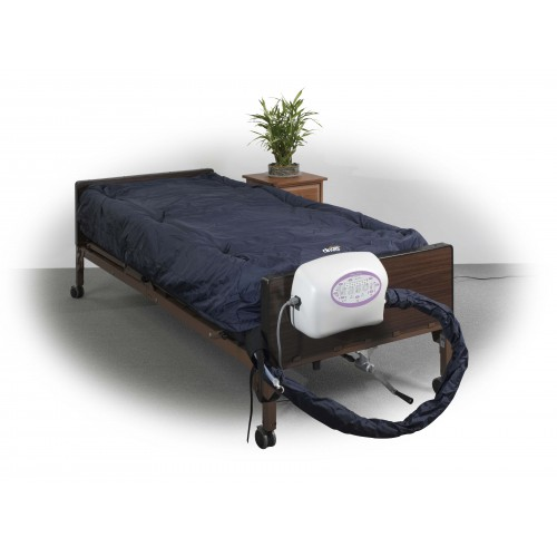 Drive 10 Inch Lateral Rotation Mattress with on Demand Low Air Loss