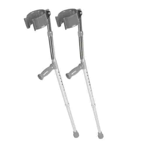 Forearm Crutches by Medline