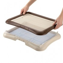 Paw Trax Mesh Training Tray