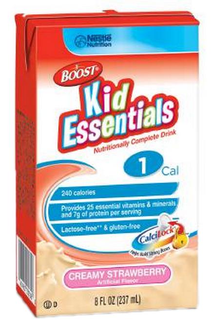 Boost Kid Essentials 1 Calorie 33510000 33520000