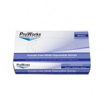 ProWorks High Dexterity Powder Free Nitrile Gloves