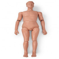 Simulaids Weighted Patient Care Manikin (Light and Dark)