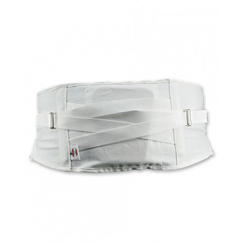 Sacroiliac Back Support Belt Cotton Twill 7""