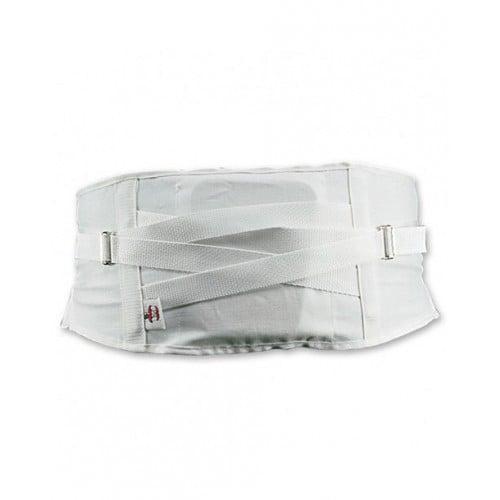 "Sacroiliac Back Support Belt Cotton Twill 7"""