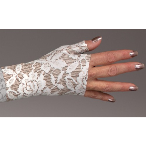 LympheDivas Darling Dark Compression Gauntlet 30-40 mmHg