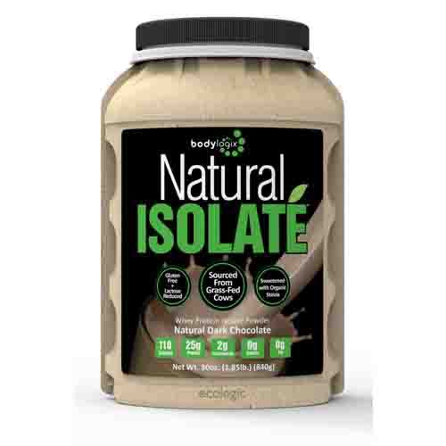 Natural Whey Isolate Powder