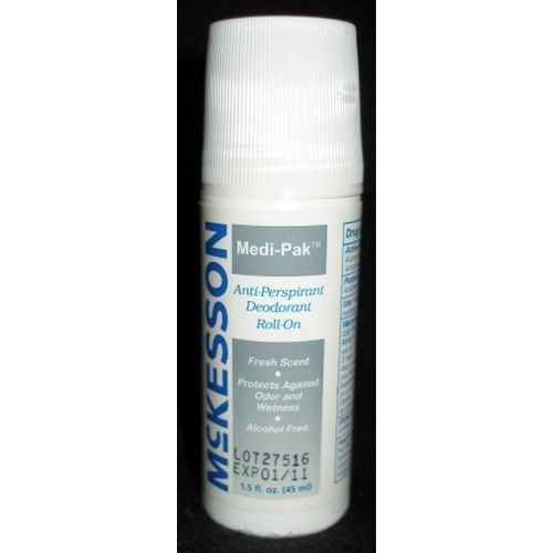 Medi-Pak Antiperspirant Deodorant