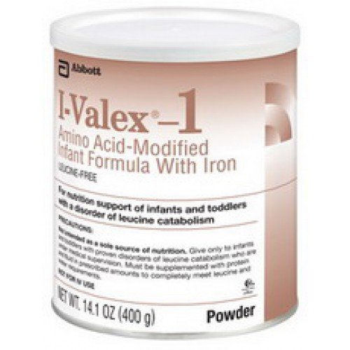 Ivalex 1 Amino Acid-Modified Infant Formula With Iron