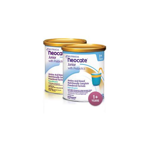 Neocate Junior with Prebiotics Vanilla - 400 gm