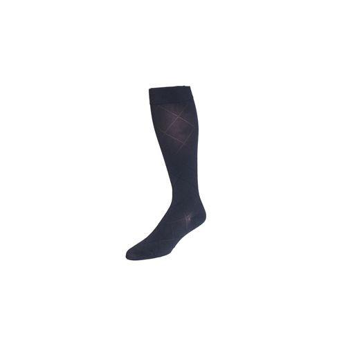 Rejuva Opaque Diamond Compression Socks Knee High 20-30 mmHg