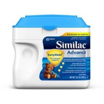 Similac Advance with Iron Infant Formula SimplePac - 1.45 lb