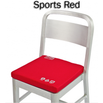 Seat Cushion Heated Red