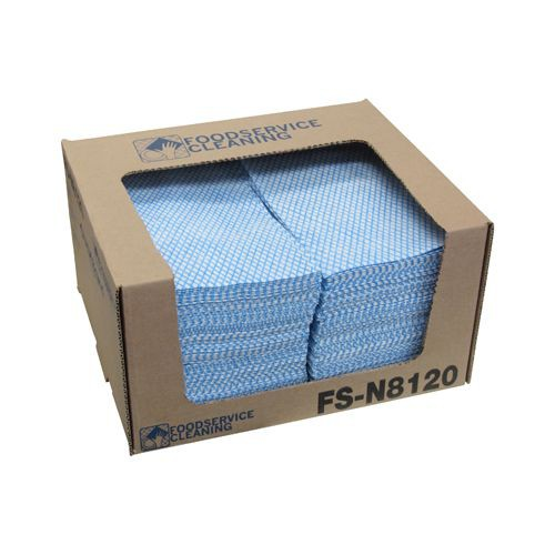 Taskbrand, Counter/Bussing Towel, Qtr Fold In Dispenser Box Wipers
