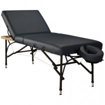 Violet-Tilt 29'' Aluminum Massage Table Package