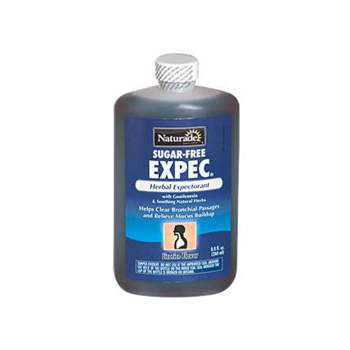 Naturade Sugar Free EXPEC Herbal Expectorant