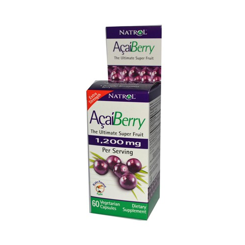 AcaiBerry Extra Strength 1200 mg