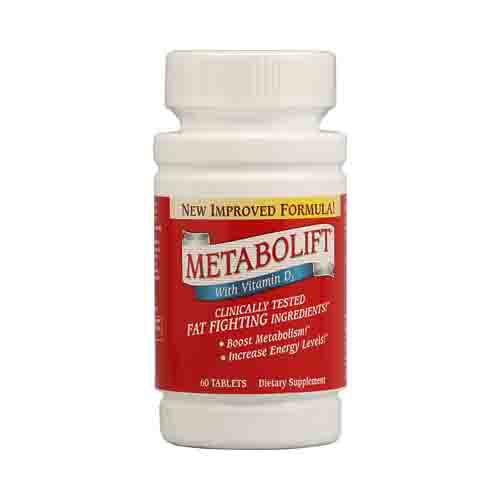 Metabolift with Vitamin D3 Diet Aid