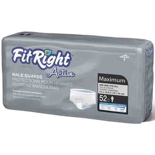 fitright active male guards a62