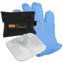 Microtek Medical Microholster-XL CPR Kit