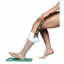 Juzo Slippie Gator Stocking Donning Aid with Sleeve and Easy Pad For Disability Assistance