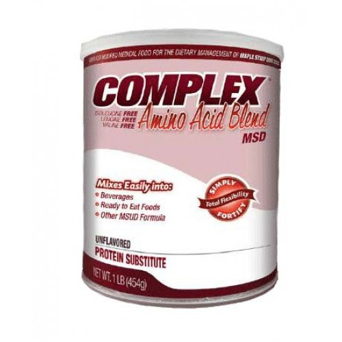 Complex Amino Acid Blend MSD - Powder 1 lb.