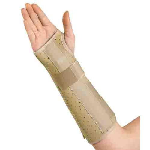 Vinyl Wrist and Forearm Splint