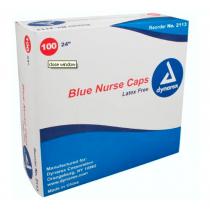 Dynarex Blue Surgery Cap