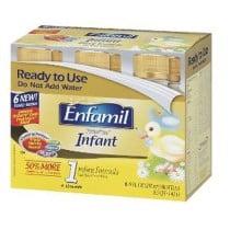 Enfamil Lipil Milk-Based with Iron Ready to Use - 2 oz