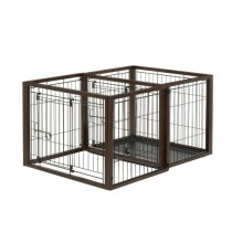 Flip To Play Pet Crate