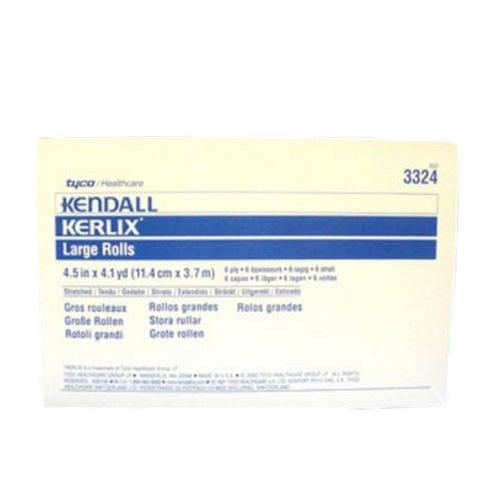 3324 KERLIX 4.5x4.1 Gauze Rolls 6 Ply