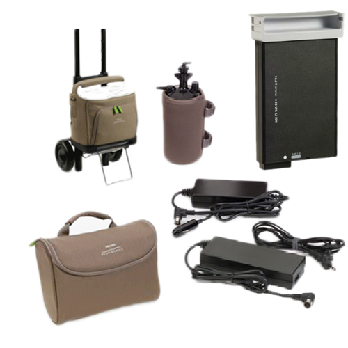 evergo portable oxygen concentrator manual