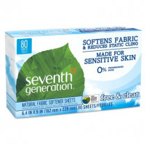 Seventh Generation Natural Fabric Softener Sheets