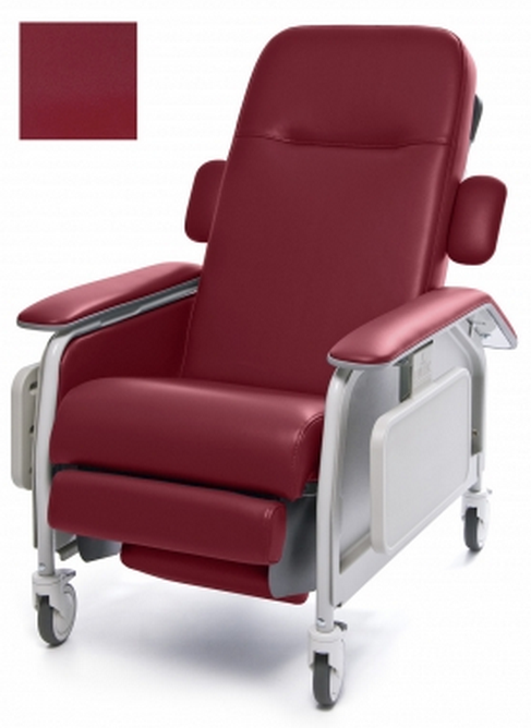 lumex clinical care geri chair recliner e0a