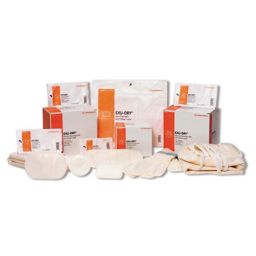 Exu-Dry Slit Tube Wound Dressing