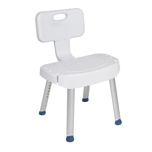Folding Back Safety Shower Chair