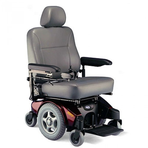 Invacare Pronto M94 Bariatric Power Chair