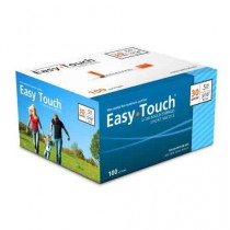 EasyTouch Insulin Syringe 1mL 30 Gauge