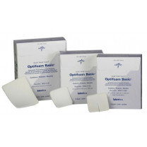 Optifoam Basic Hydrophilic Polyurethane Foam Dressings