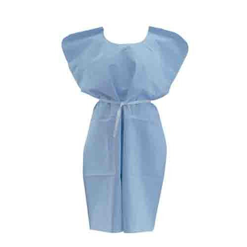 Disposable Patient Gowns, Latex Free